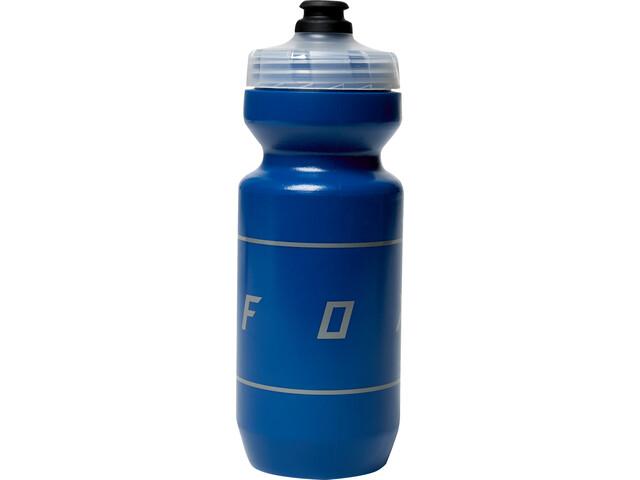 Fox Moth Purist Water Bottle Misc 650ml midnight